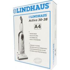 Confezione sacchi carta LINDHAUS A4