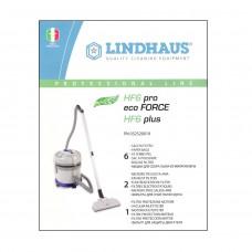 Confezione sacchi in microfibra LINDHAUS HF6