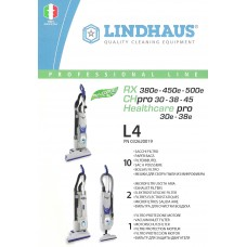 Confezione sacchi carta LINDHAUS L4