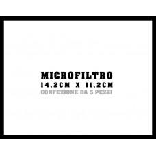Confezione 5 microfiltri DP7