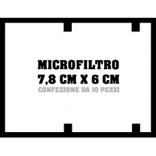 Confezione 10 microfiltri DP5
